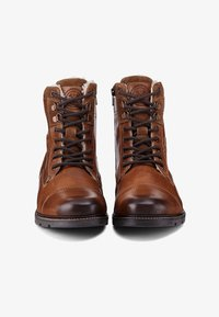 COX - Lace-up ankle boots - dunkelbraun - 1