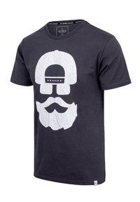 Spitzbub - Print T-shirt - black - 2