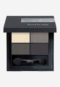 IsaDora - EYESHADOW QUARTET - Eyeshadow palette - smoky eyes - 0