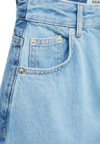 PULL&BEAR - Jeans straight leg - light blue - 6