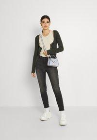 Fashion Union - ELISHA - Cardigan - khaki - 1