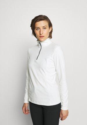 MISMA WOMEN - Fleece jumper - snow