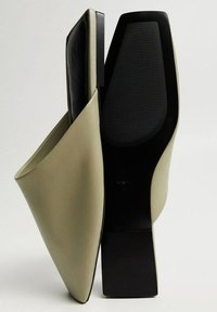 Mango - INOUT - Ballet pumps - khaki - 3