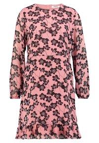 Moss Copenhagen - GRACIE SHORT DRESS - Day dress - light pink - 0