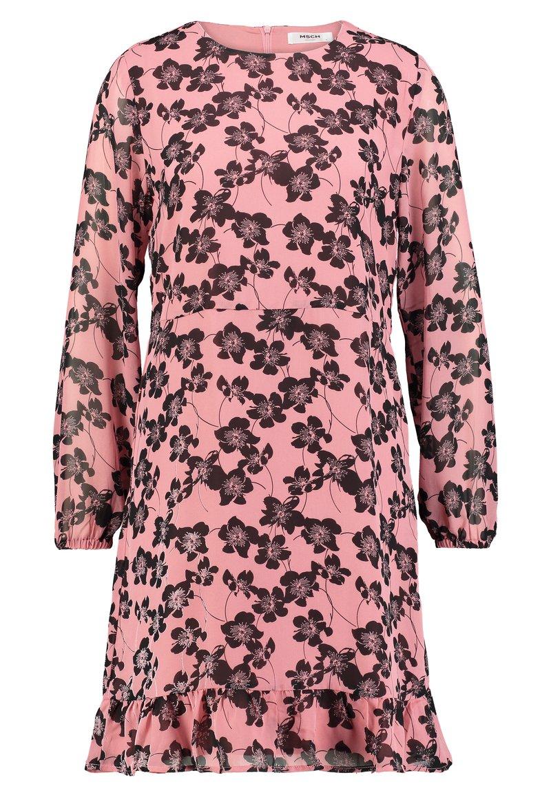 Moss Copenhagen - GRACIE SHORT DRESS - Day dress - light pink