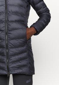 Salomon - SIGHT STORM HOODIE  - Winter coat - ebony - 6