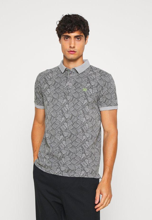 LA CORUNA - Polo - light grey