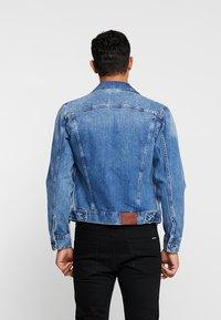 Pepe Jeans - PINNER - Denim jacket - medium used - 2