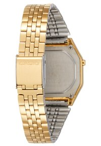 Casio - Digital watch - gold-coloured/black - 3