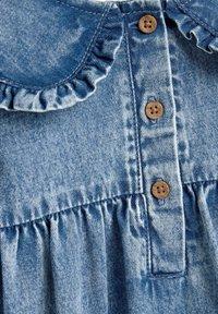 Next - Denim dress - blue denim - 2