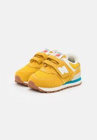 New Balance - IV574HB2 UNISEX - Trainers - yellow - 1