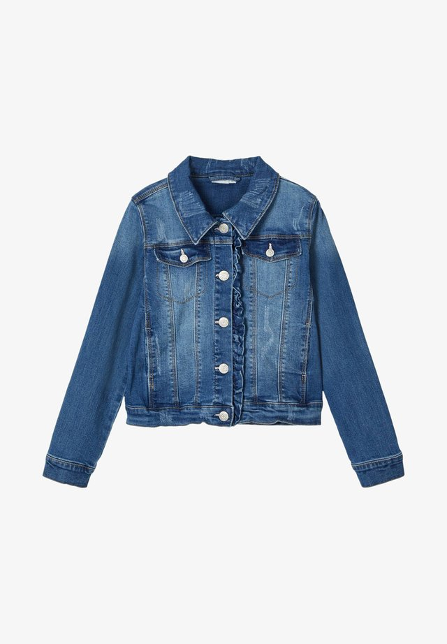 Chaqueta vaquera - medium blue denim