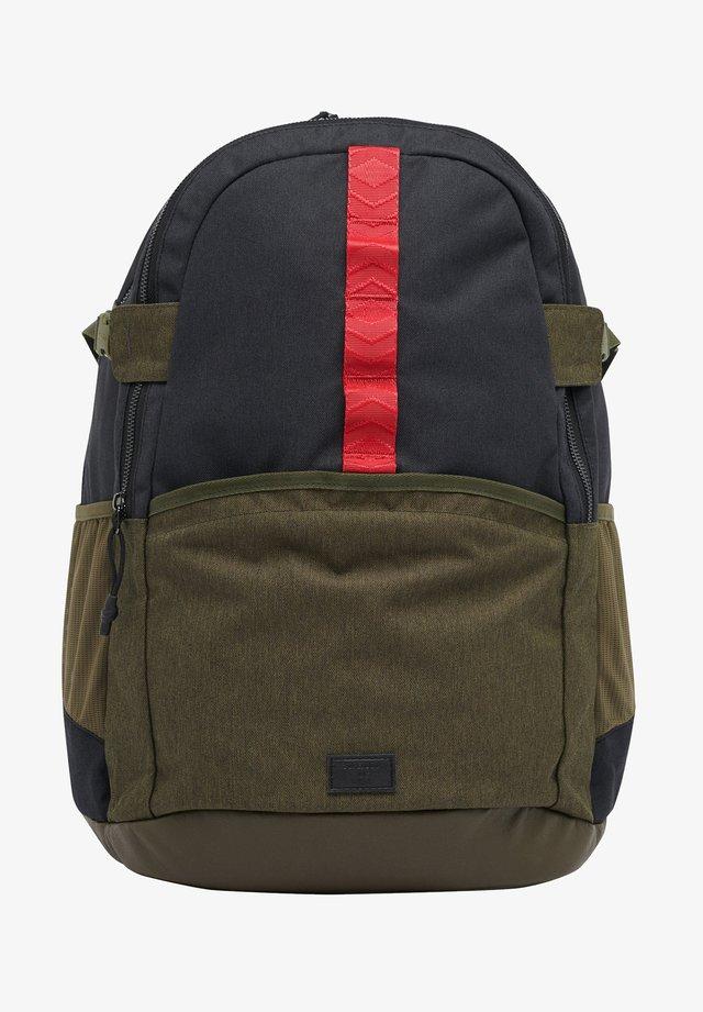 Backpack - vintage black