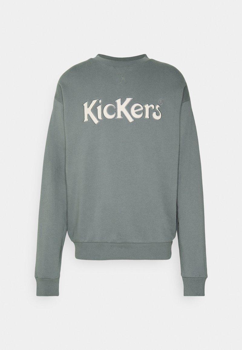 Kickers Classics - CREWNECK SWEAT - Bluza - monument