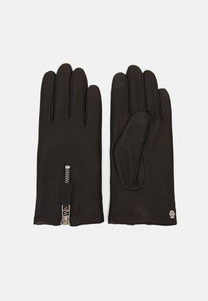 YORK TOUCH - Gloves - black