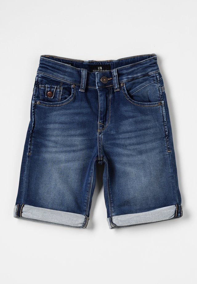 ANDERS  - Shorts di jeans - eternia wash