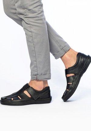 Sandalias de senderismo - black, black