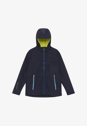 LYNGE - Soft shell jacket - dunkelnavy