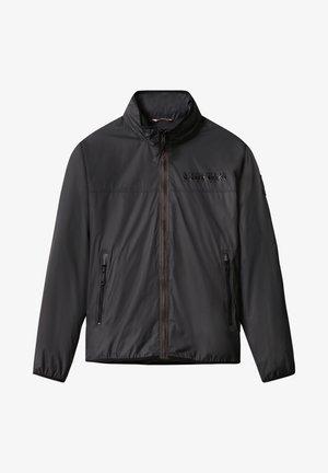ARINO - Light jacket - dark grey solid