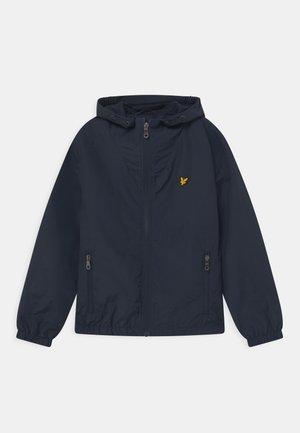 PANEL WINDCHEATER - Light jacket - navy blazer
