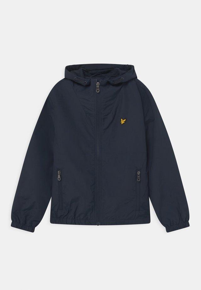 PANEL WINDCHEATER - Jas - navy blazer