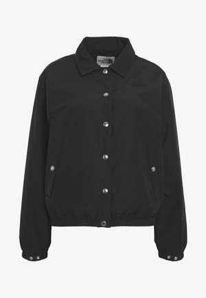 WOMEN'S COACH JACKET - Outdoorová bunda - black