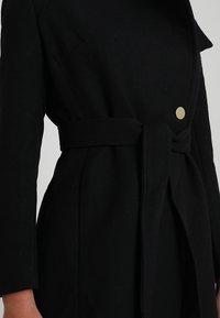 mint&berry - Classic coat - black - 5