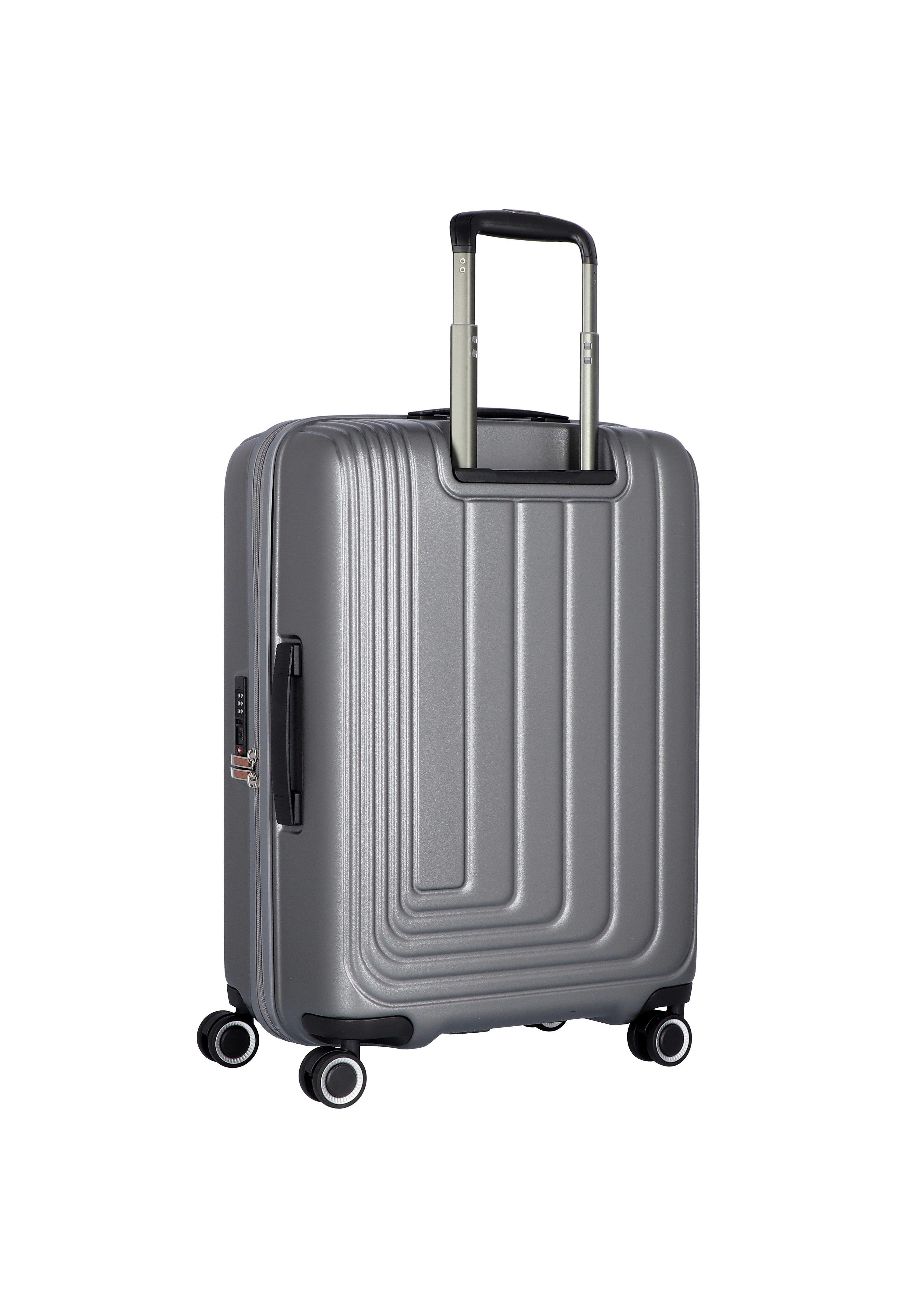 march luggage SET - Kofferset - gray/grau - Herrentaschen ju9AN