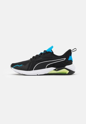 LQDCELL METHOD - Sports shoes - black/nrgy blue/fizzy