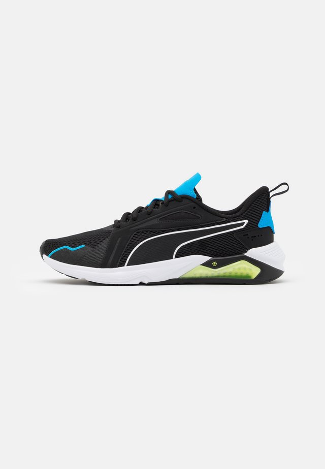LQDCELL METHOD - Trainings-/Fitnessschuh - black/nrgy blue/fizzy