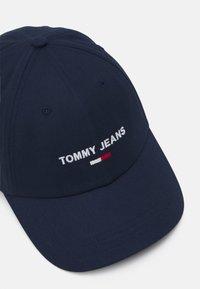 Tommy Jeans - SPORT UNISEX - Gorra - twilight navy - 3