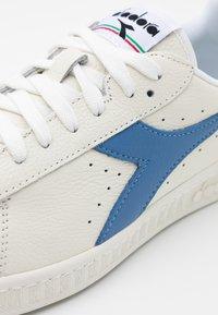 Diadora - GAME - Trainers - white/riviera - 5