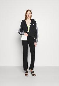 adidas Originals - Fleece jacket - black - 1