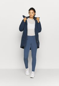 Norrøna - FALKETIND FLEX1 SLIM PANTS - Pantalon classique - dark blue - 1