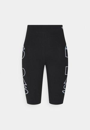 TIGHTS - Shorts - black