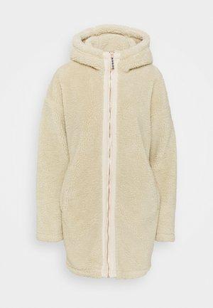 TANVI WOMEN JACKET - Fleece jacket - almond