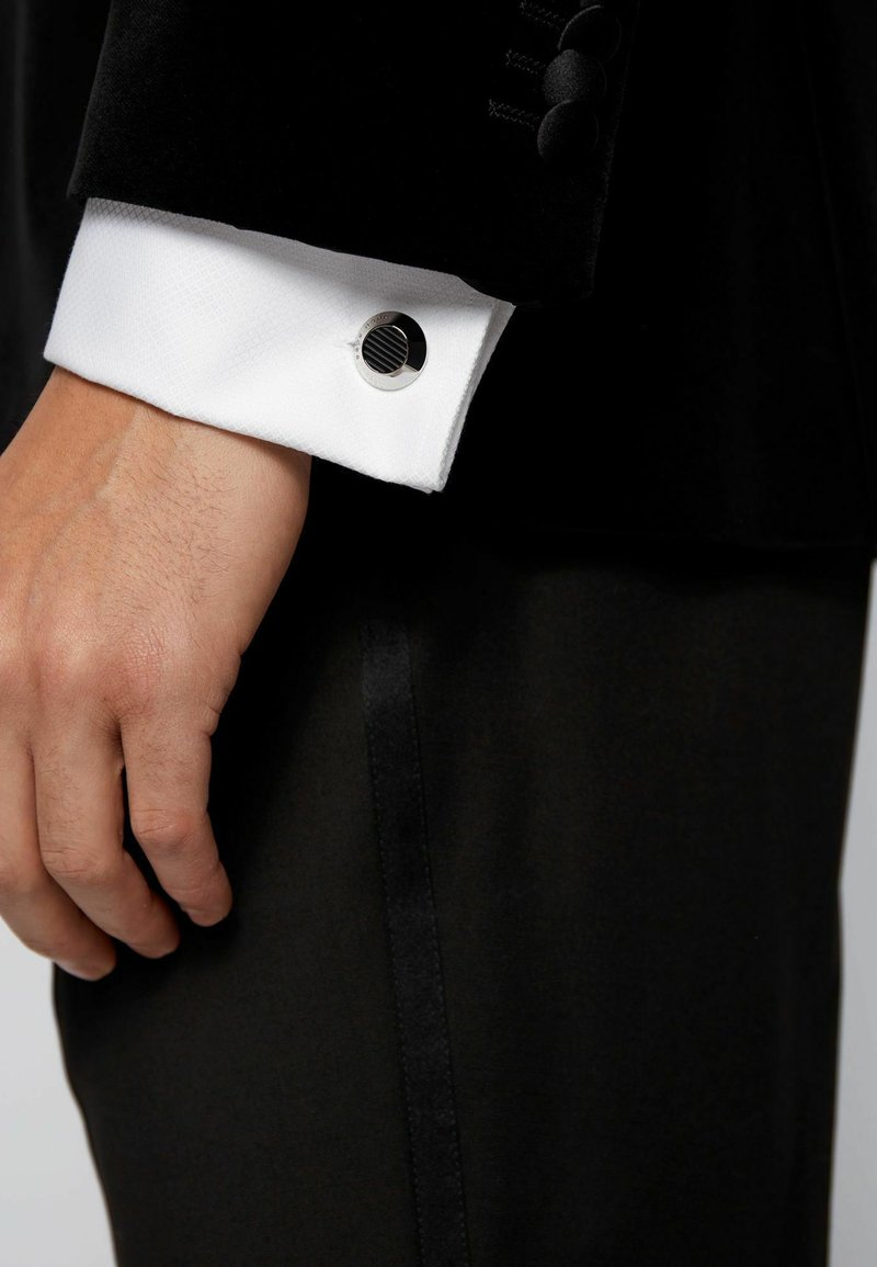 BOSS - DASH - Cufflinks - black