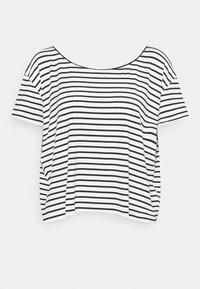 Molly Bracken - LADIES TEE - Print T-shirt - offwhite/black - 0