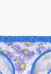 Bonds - 4 PACK - Briefs - blue/multi-coloured - 3