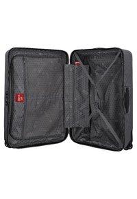 Hardware - Wheeled suitcase - grey - 3