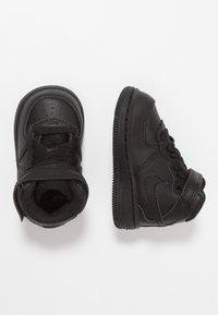Nike Sportswear - NIKE FORCE 1 MID (TD) - Sneaker high - black - 0