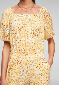 s.Oliver - Jumpsuit - sunlight yellow aop - 5