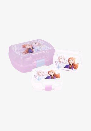 ELSA UND ANNA  SET 3-TLG - Lunch box - mehrfarbig