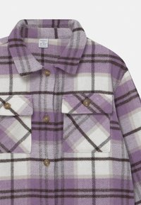 Lindex - OVERSHIRT ASTA  - Button-down blouse - lilac - 2
