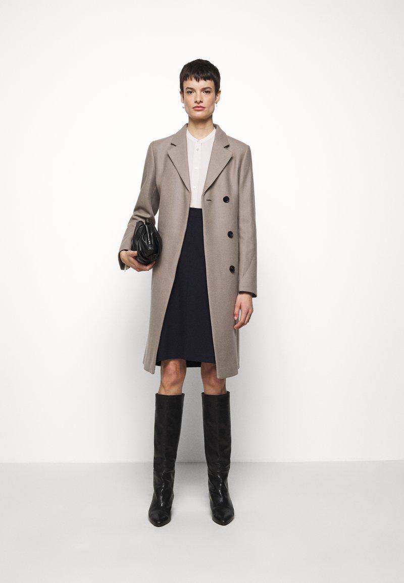 filippa k classic coat