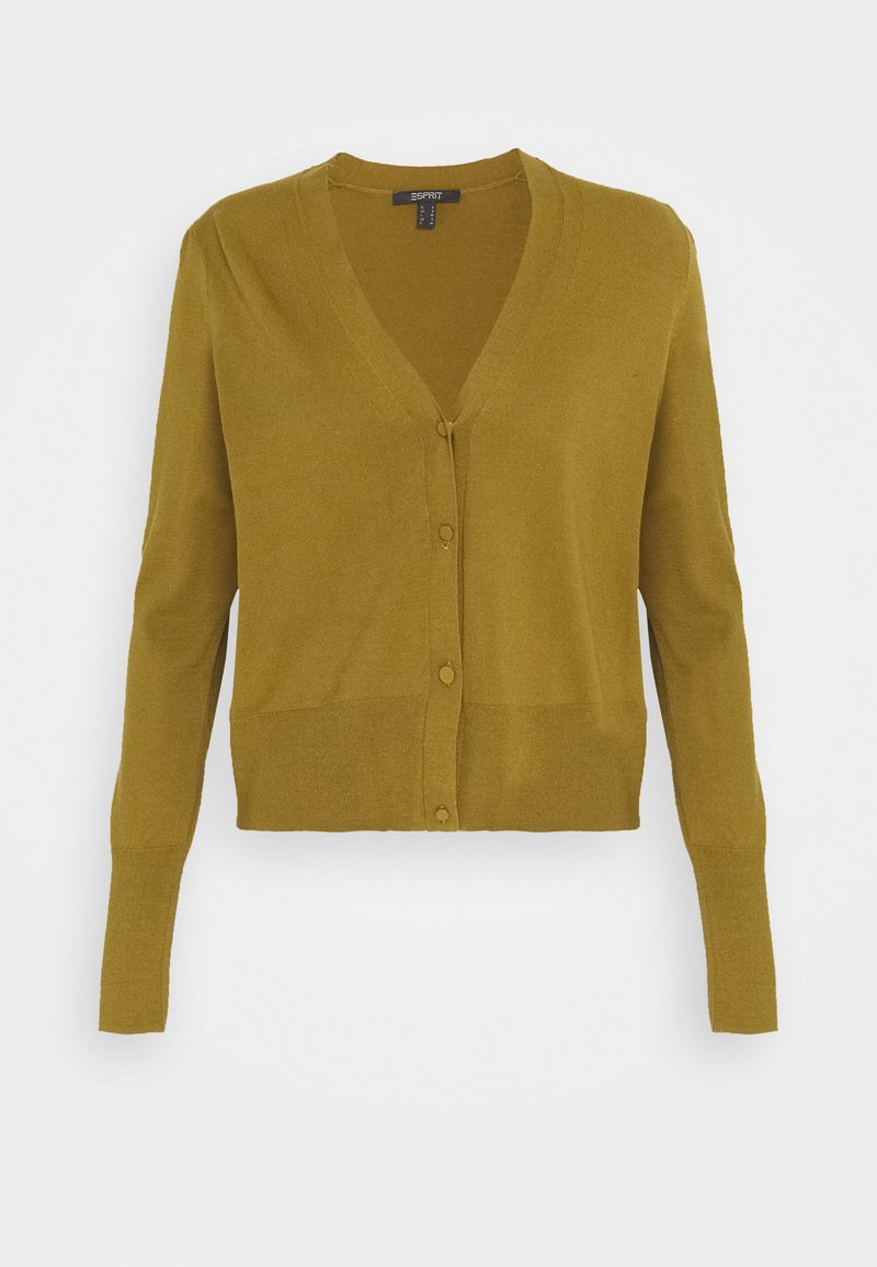 Esprit Collection - Cardigan - olive