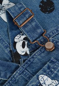 Next - DISNEY MICKEY AND MINNIE MOUSE - Dungarees - blue - 2