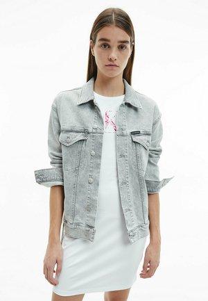 Denim jacket - denim grey