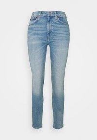 Polo Ralph Lauren - VIONA - Skinny džíny - light indigo - 4