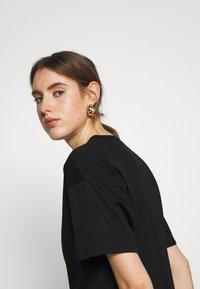 Filippa K - MADDIE DRESS - Žerzejové šaty - black - 3
